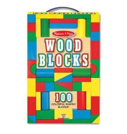 Melissa & Doug Wood Blocks