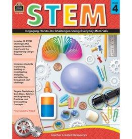 STEM: Engaging Hands-On Challenges Grade 4