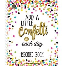 Confetti Confetti Record Book