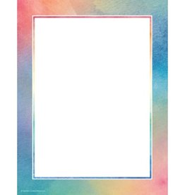 Watercolor Watercolor Computer Paper