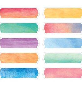 Watercolor Watercolor Labels