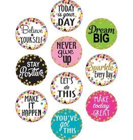 Confetti Confetti Positive Sayings Accents