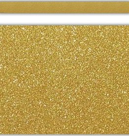 Confetti Gold Shimmer Straight Border Trim