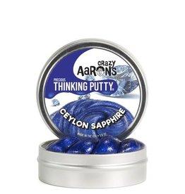 Crazy Aaron's Thinking Putty-Ceylon Sapphire