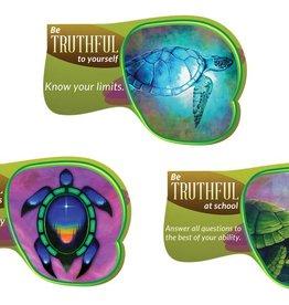 Seven Teachings Truthful Poster (3PK)