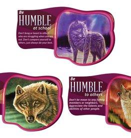 Seven Teachings Humble Poster (3pk)