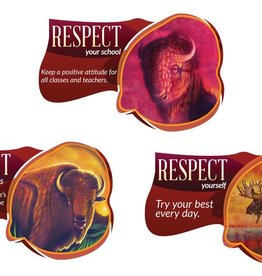 Seven Teachings Respect poster (3pk)