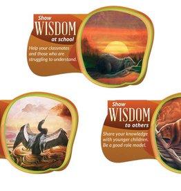Seven Teachings Wisdom Poster (3PK)