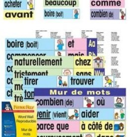 Word Wall Card Set