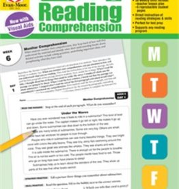 Daily Reading Comprehension- Grade 2