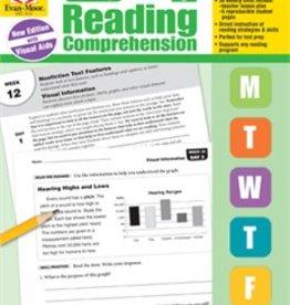 Daily Reading Comprehension- Grade 3