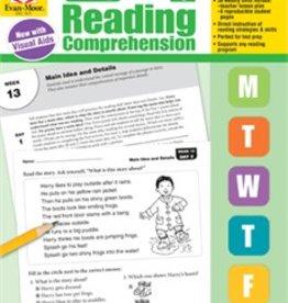Daily Reading Comprehension- Grade 1
