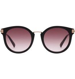 Le Specs Last Dance Sunglasses Black