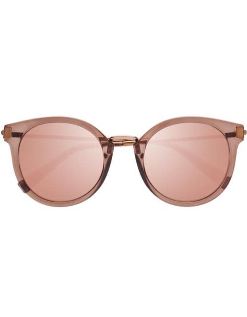 Le Specs Last Dance Sunglasses Mocha