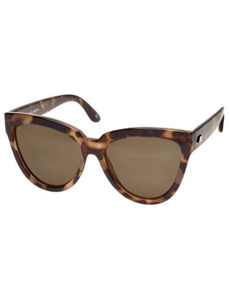 Le Specs Liar Liar Sunglasses Volanic Tort