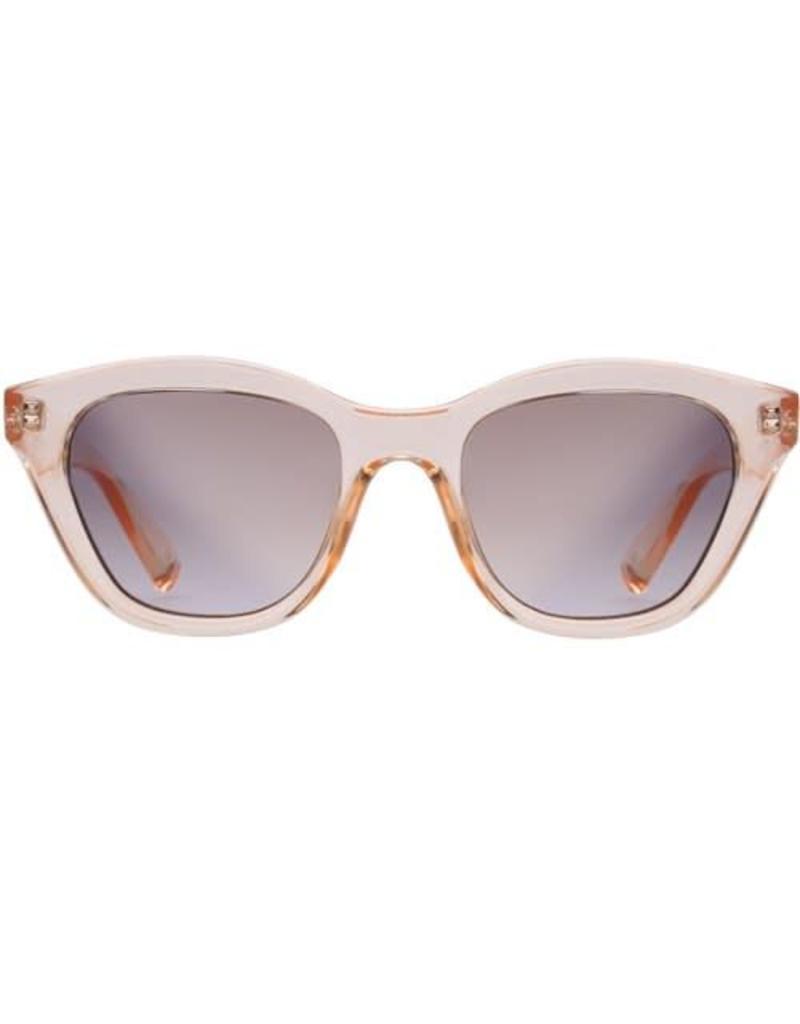 Le Specs Wannaba Sunnies-Blonde