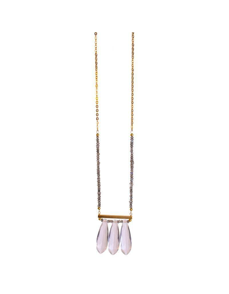 Catherine Page Jewelry Lucy Necklace Silver