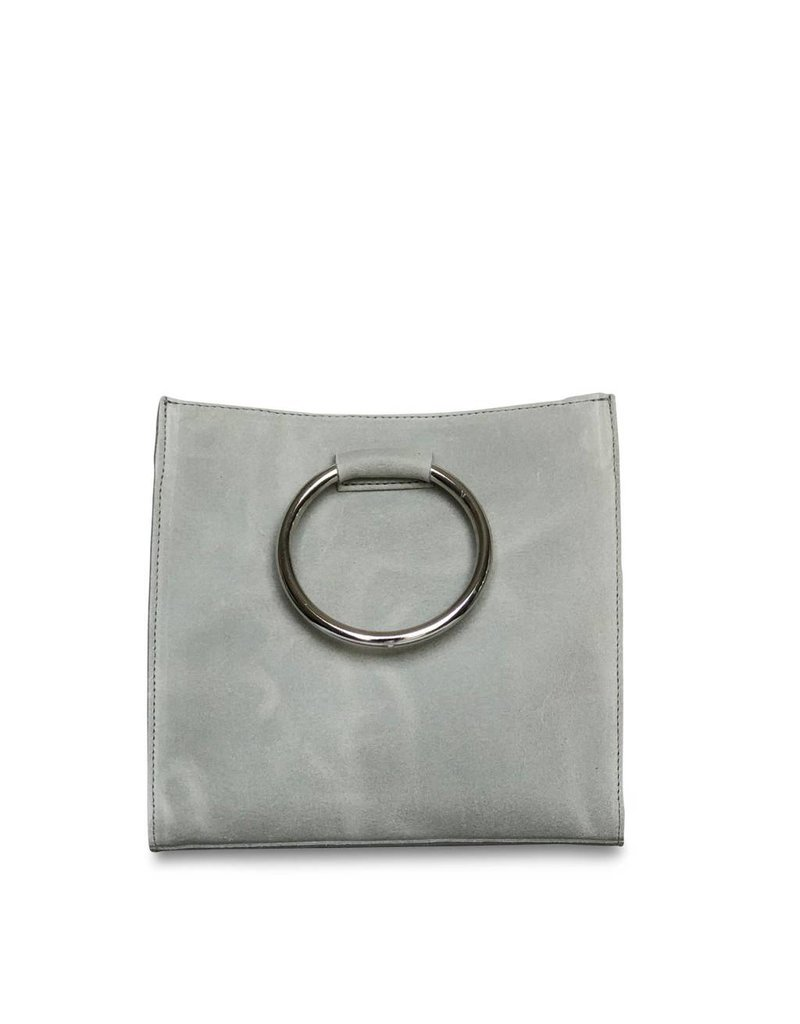 Ceri Hoover Simone Ring Bag Cement Waxed