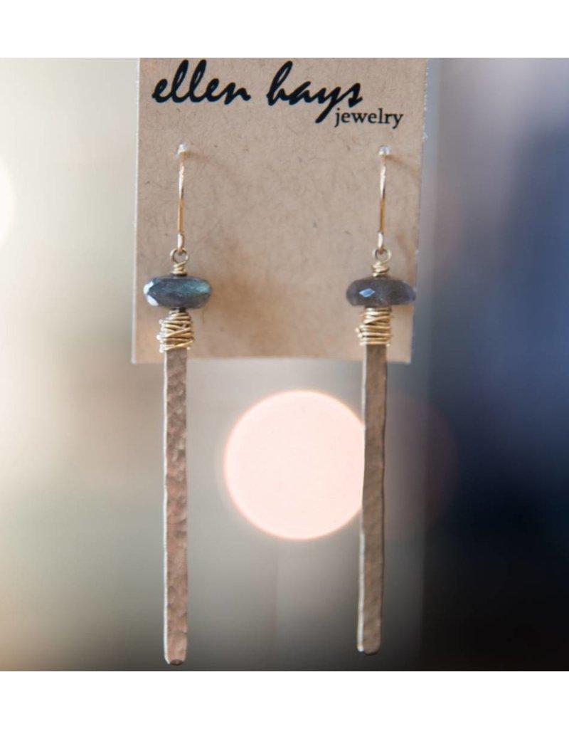 Ellen Hays 14KT Gold Filled Ham Bar Lab