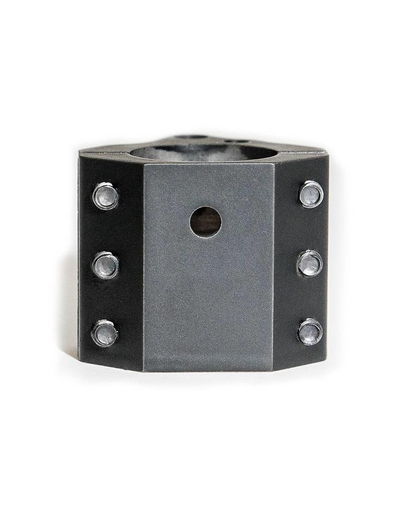 .750 Two Piece, Adjustable, Low Profile Gas Block