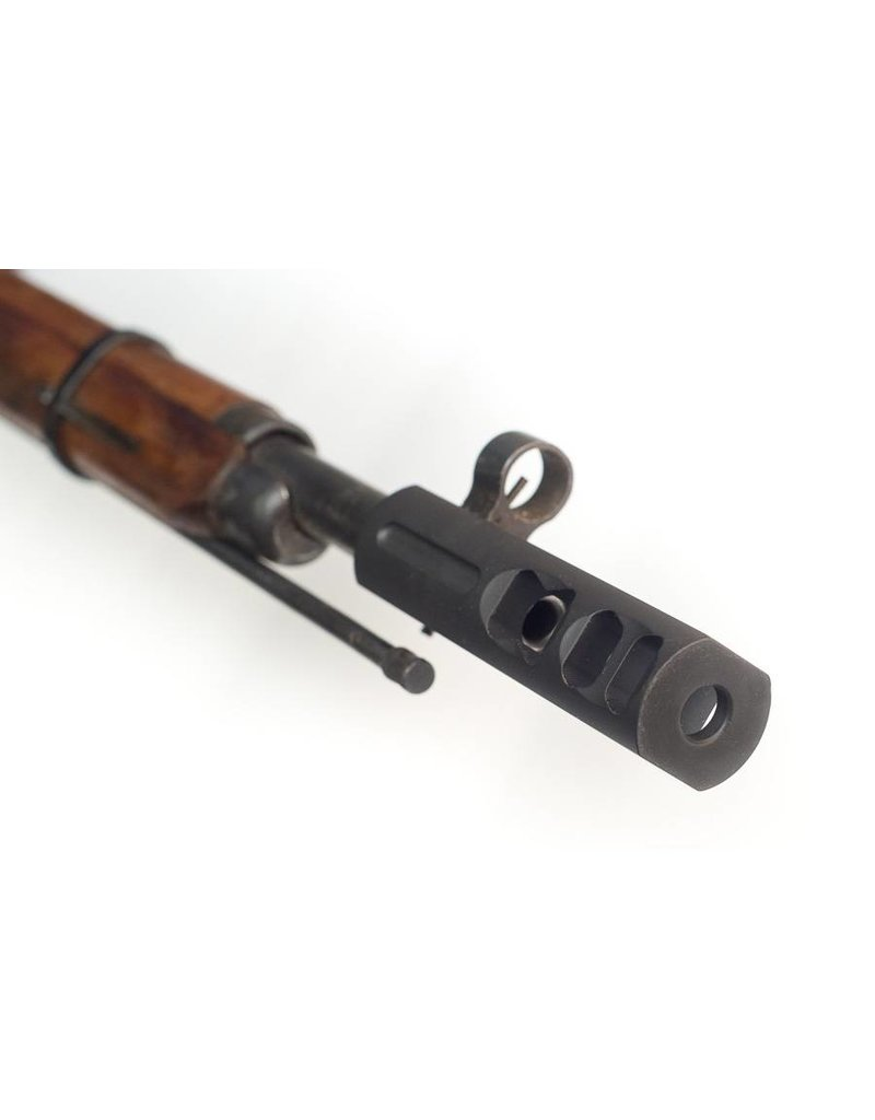 NEW - Mosin Nagant 91/30 Clamp-On Muzzle Brake
