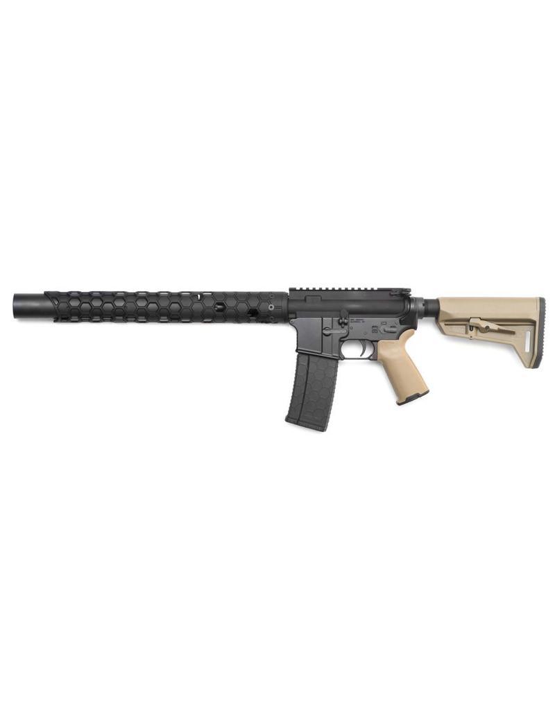 AR10 .308 Integrally Suppressed Upper