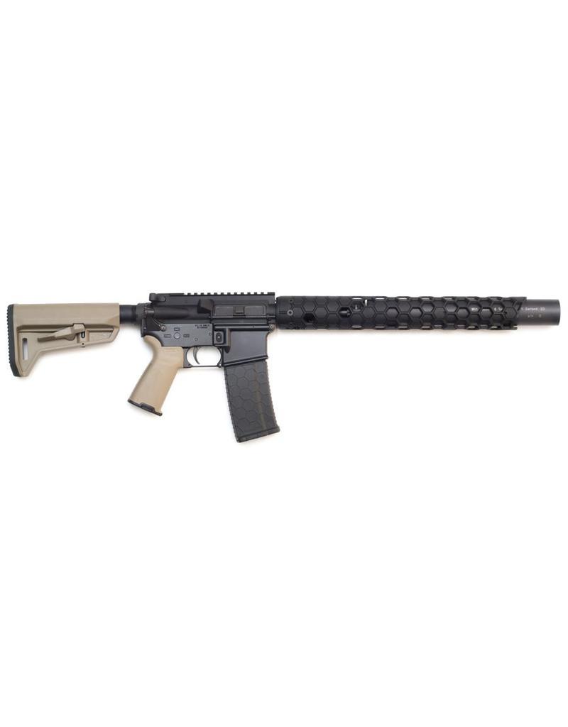 AR10 6.5 Creedmoor Integrally Suppressed AR Upper