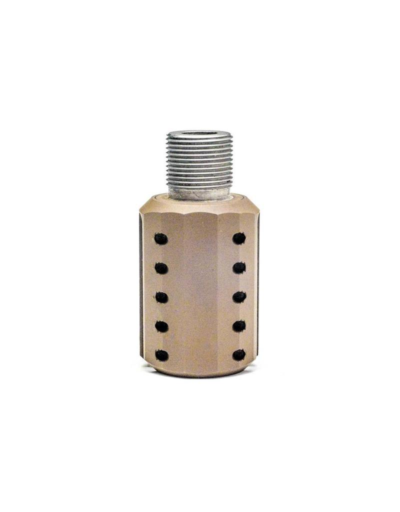 Custom Clamp-On Threaded Adapter