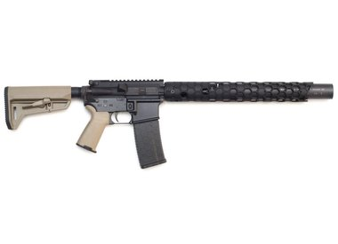 Integrally-Suppressed AR Uppers