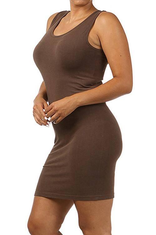 M.Rena Tank Dress Plus