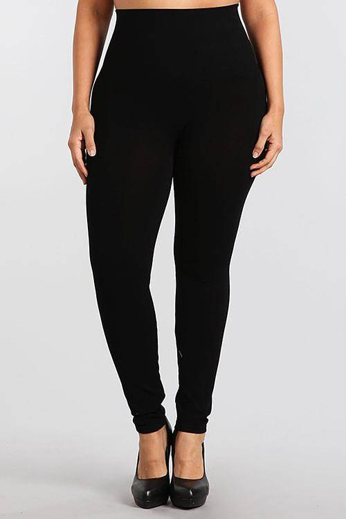 M.Rena Control Top Full Length Legging Plus
