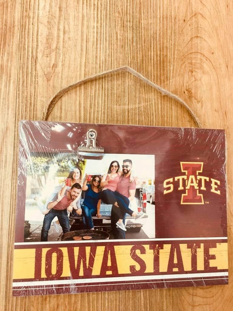 KH Sports Iowa State Clip Photo Frame