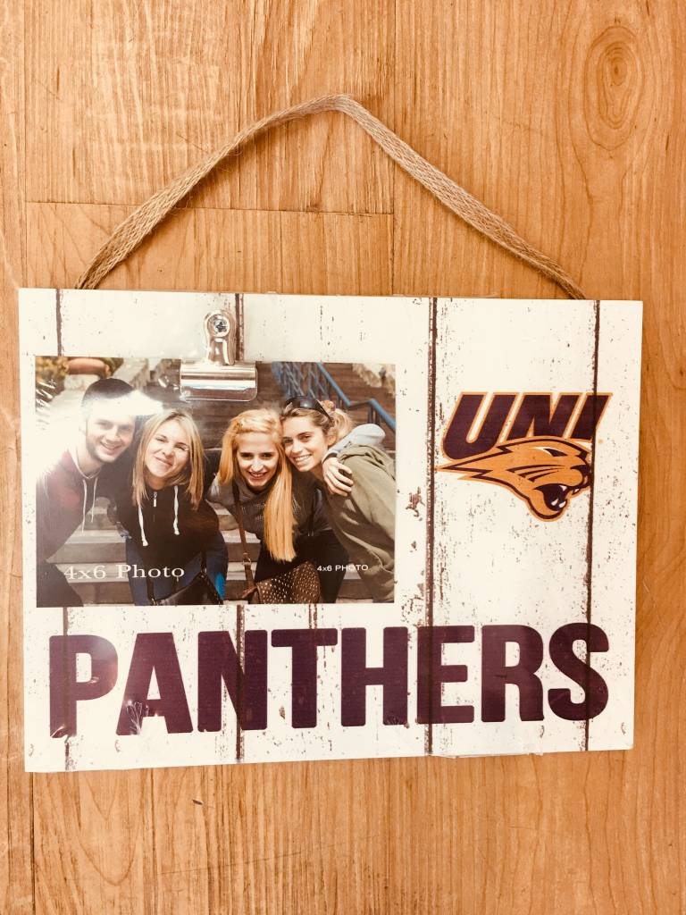 KH Sports University of Northern Iowa Clip Photo Frame
