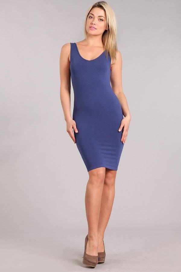 M.Rena Tank Dress Colors