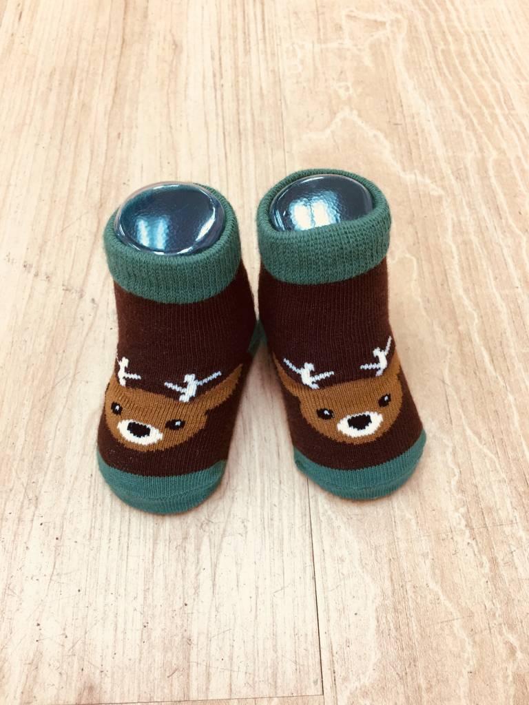 Izzy & Owie Deer Sock