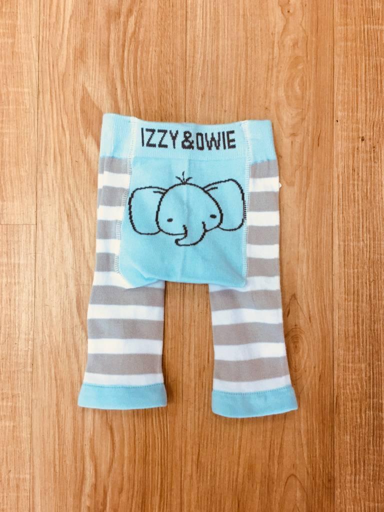 Izzy & Owie Newborn Elephant Legging 0-6M