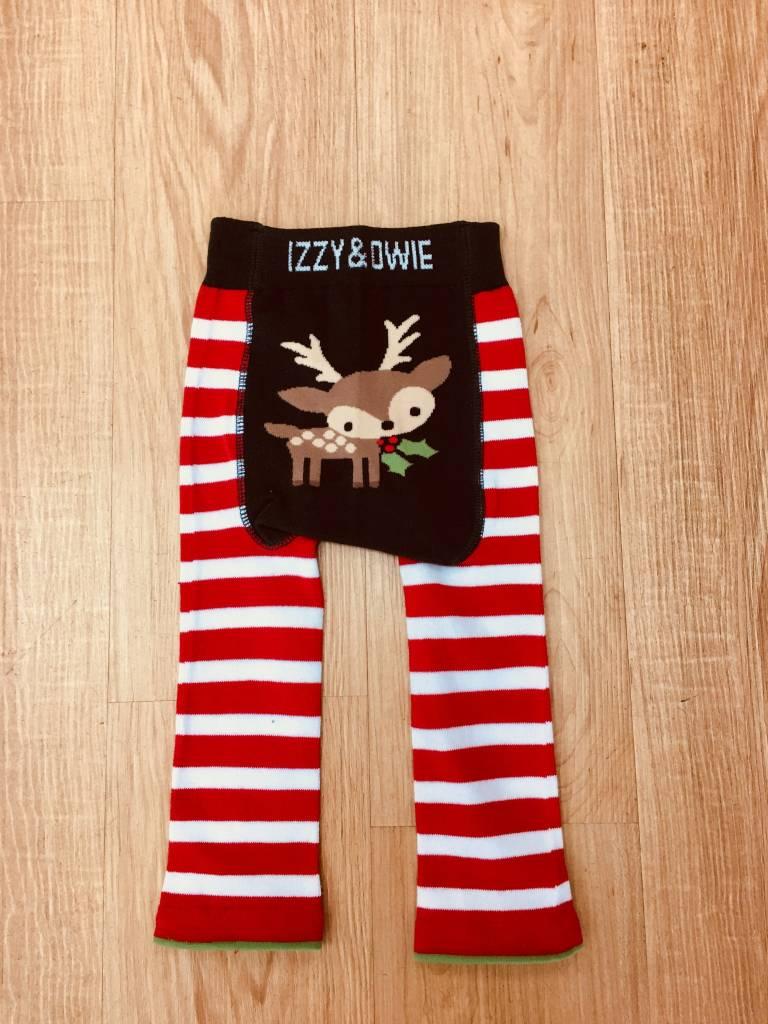 Izzy & Owie Deer Christmas Legging