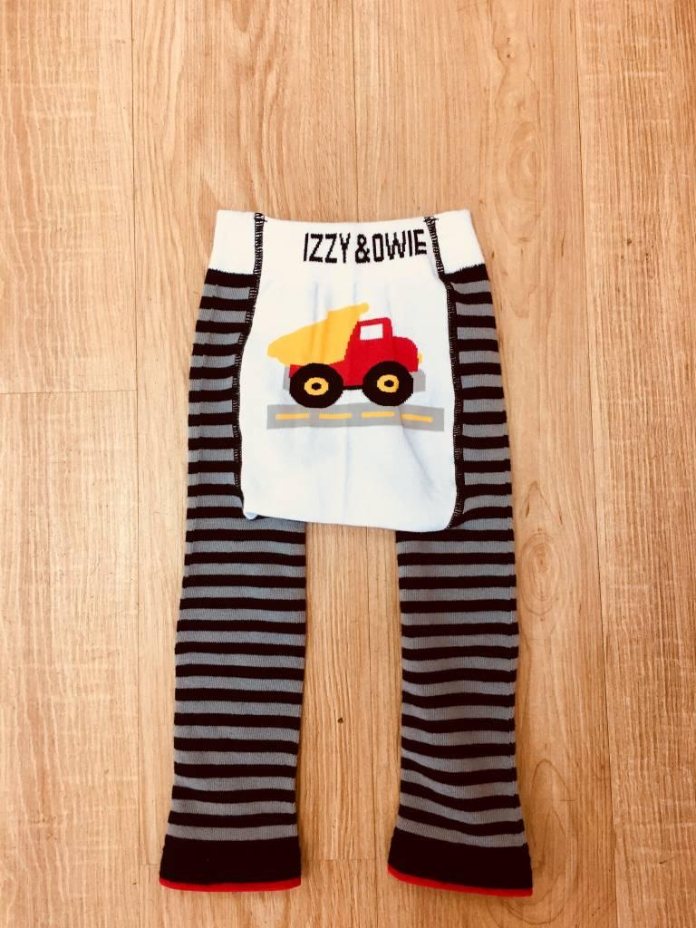 Izzy & Owie Truck Baby Legging
