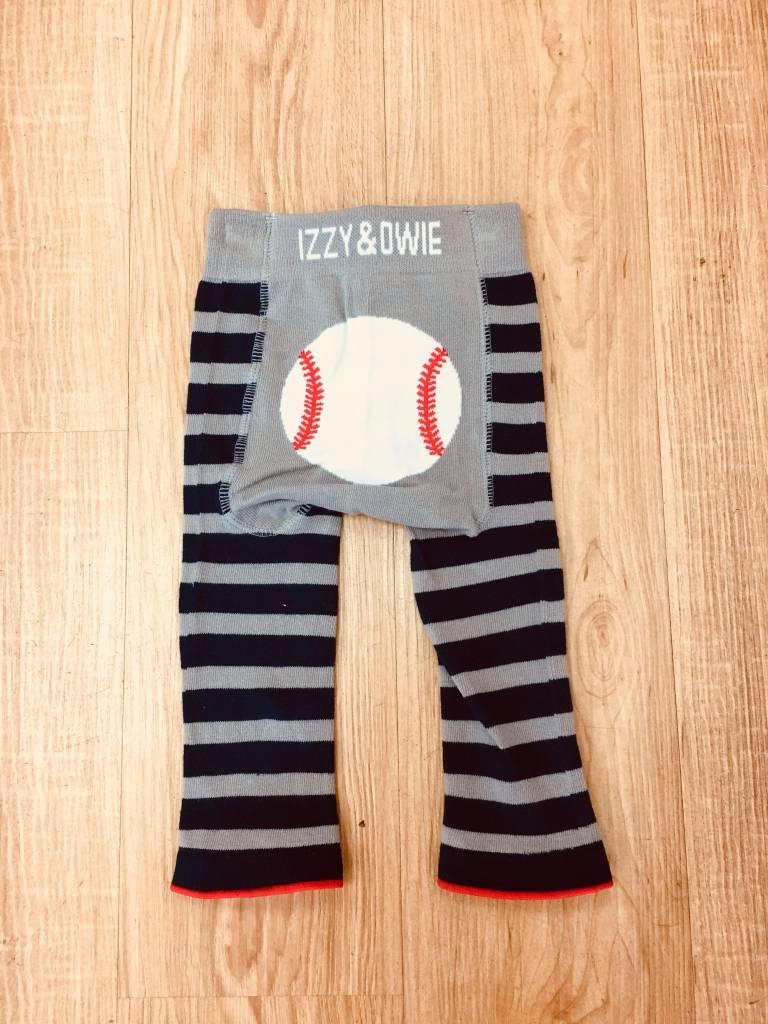 Izzy & Owie Baseball Legging