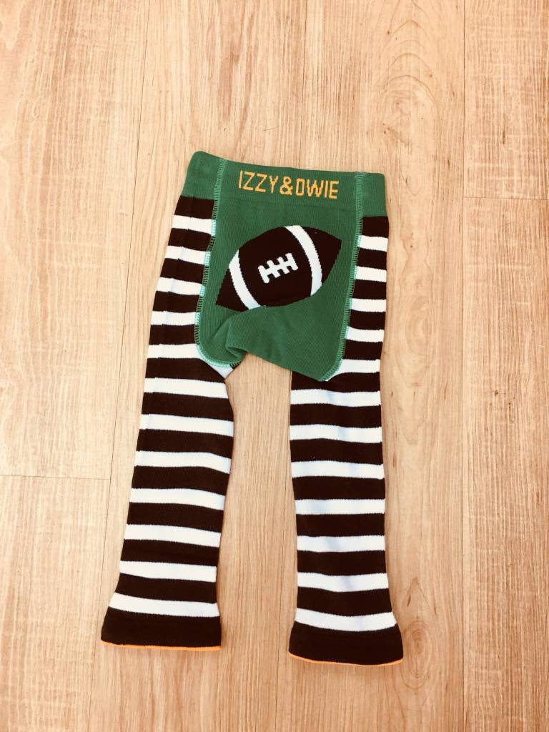 Izzy & Owie Football Legging