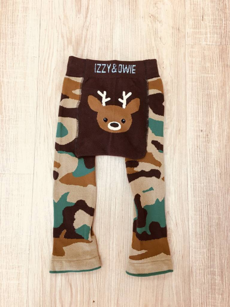 Izzy & Owie Camo Deer Legging