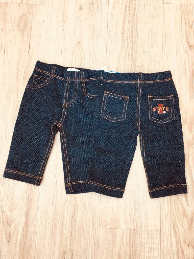 Creative Knitwear Cyclone Baby Jeans