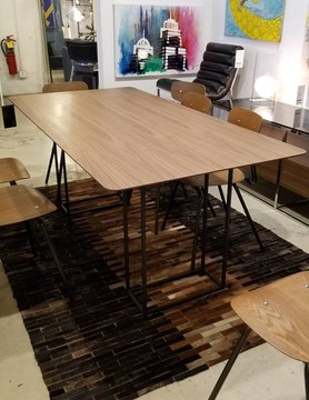 Moes LEROY DINING TABLE