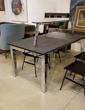 Kube imports T204/90 Orione Dining Table