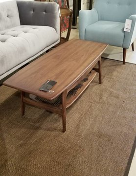 AEON MODERN CLASSIC Michelle Coffee Table Walnut