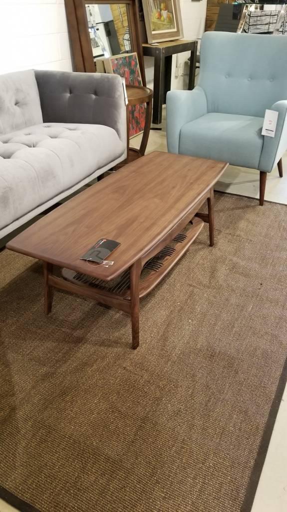 AEON MODERN CLASSIC Michelle Coffee Table Walnut