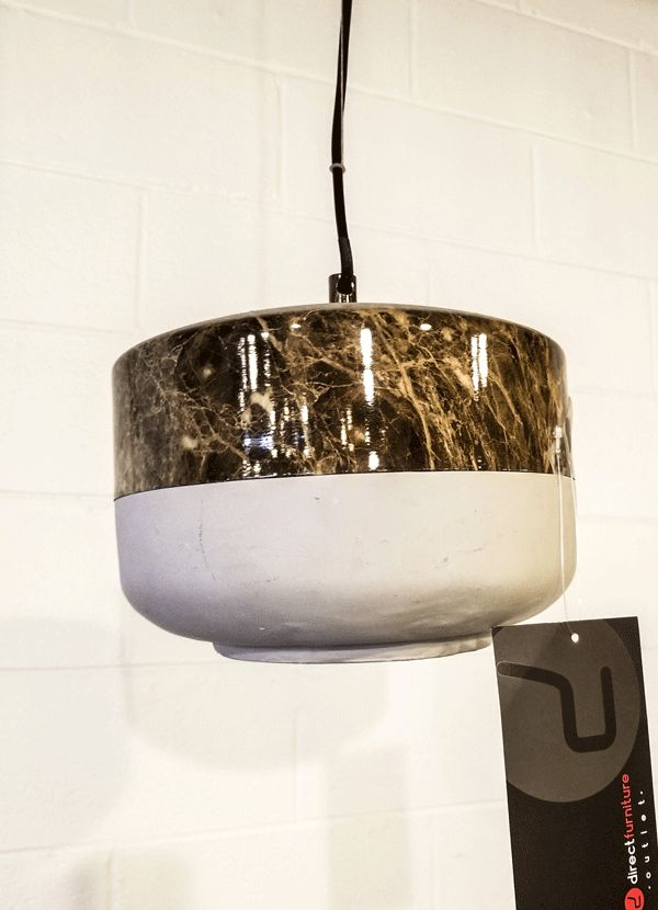 Nuevo Living CEMENT PENDANT LAMP