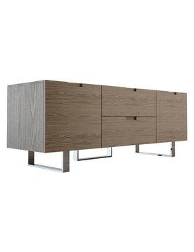 Modloft Eldridge Media Cabinet Walnut