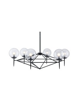 Zuo Modern Carmine Ceiling Lamp