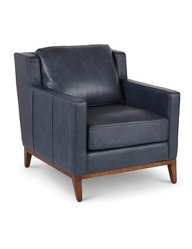 One for victory Anders Chair - Arc Denim